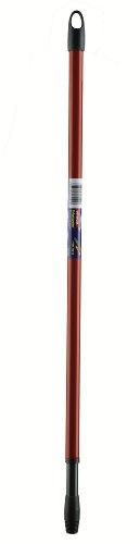 Vileda 2749 - Mango de fregona, Accesorios para trapeador, Rojo, 1300 mm, 1 pieza