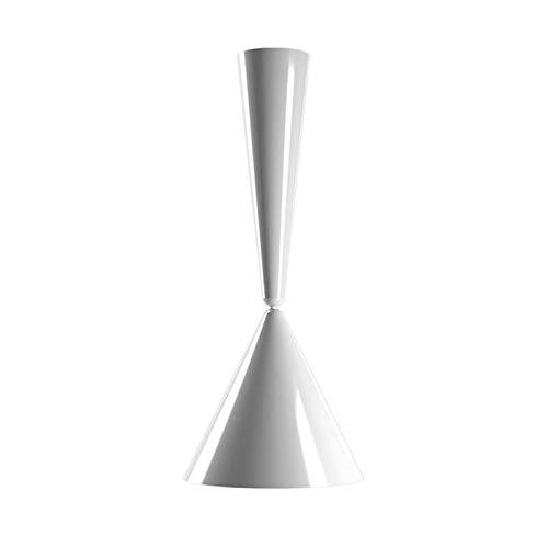 Flos Diabolo - Lámpara cónica de techo diseñada por Achille Castiglioni - Blanco