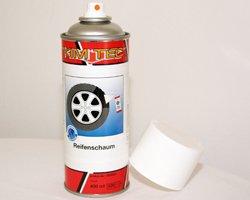 Reifenschaum Spray 400 ml.