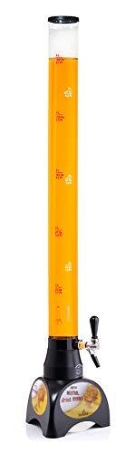 Spillatore Birra ForHome® A Colonna Da Tavolo Per Pub 5 Litri - Beer Tower Xl Metro Dispenser