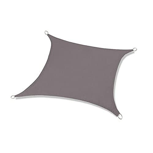 Uniqueheart Sombra para Exteriores, protección UV, toldo, Repelente al Agua, Tienda de protección Solar, Vela, jardín, Patio, Piscina, sombrilla