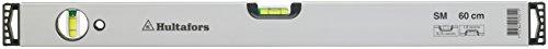 Hultafors DO-IT-Yourself-Wasserwaage, SM 60, 405851, Mehrfarbig, 60cm