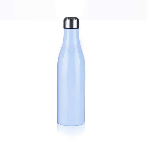 Riess KM Trinkflasche Hellblau 0,5L Kelomat Spezialartikel