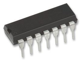 NTE Electronics NTE7486 Integrated Circuit TTL-Quad 2-Input Exclusive-OR Gate, 5.5V