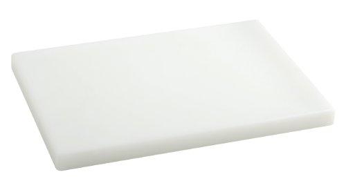 Metaltex - Tabla de cocina, Polietileno, Blanco, 33 x 23 x 2 cm