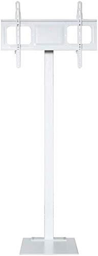 ZWH Soporte TV de Pie Televisión del Piso de los 32'-70' Pantallas Planas, Giratorio Heavy Duty Televisión Soporte p for Plasma/LCD/OLED TV LED, for el Dormitorio de la Sala, de Carga de 70 kg Soport