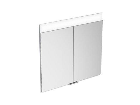 Keuco Spiegelschrank 21511171301 Edition 400 Wandeinbau,1 Lichtfarbe,710x650x154 mm Keuco