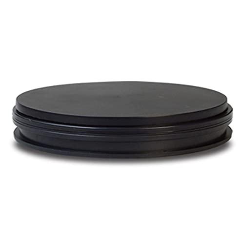 JRPT 360° Base Giratoria Eléctrica,Profesión Plataforma Rotatoria para Fotografía,Giratorio Pantalla del Producto/Negro...