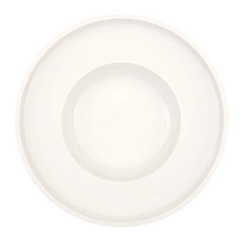 Villeroy & Boch Artesano Original Pastateller, 30 cm, Premium Porzellan, weiß