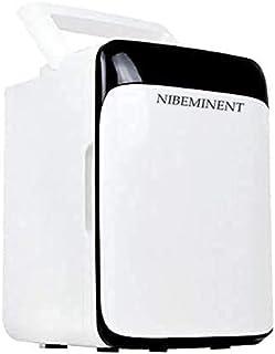 NIBEMINENT for 10 L Car Refrigerator 220V/12v Mini Fridge Freezer Car/Home Dual-use Small Refrigerator Cold Box warmer Box
