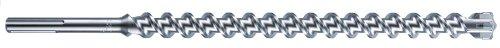 Projahn 8321320 SDS-Max Zentro Foret pour marteau perforateur 3,2 x 132cm