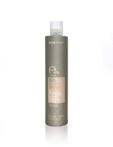 Eva Professional Hair Care E-Line Volume Shampoo, 300 ml, Pack de 1