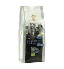 GEPA Italienischer Bio Espresso - koffeinfrei - gemahlen 1 Karton ( 6 x 250 g ) Fair Trade Kaffee