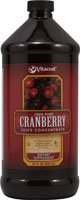 Vitacost 100% Pure Cranberry Juice Concentrate - 32 fl oz