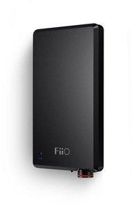 FiiO A5 Portable Headphone Amplifier for IEMs and Headphones (Black) from Fiio