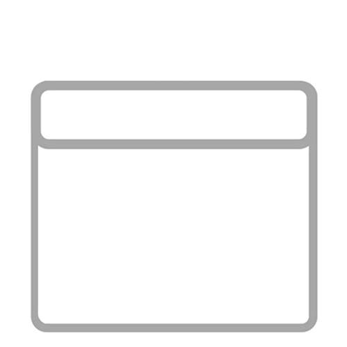 Cawö Home Bademantel Damen Kapuze Streifen 1243 schwarz-weiß - 96 M
