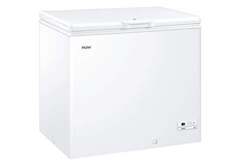 Haier HCE203F, Congelatore a pozzetto, 198 Litri