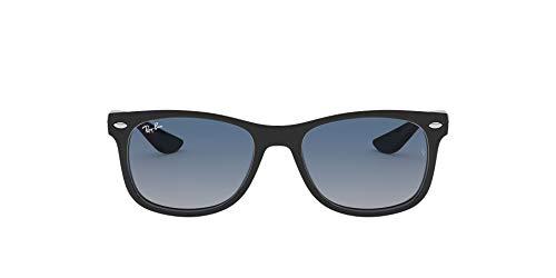 Ray-Ban New Wayfarer Junior Gafas de Lectura, Black, 48 Unisex Adulto