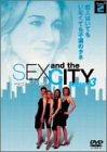セックス・アンド・ザ・シティ シーズン 3-2 [DVD]