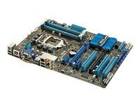 ASUS P8Z68-V LX Intel Motherboard LGA 1155 Z68 SATA 6 Gb/s and USB 3.0 ATX Intel Z68 ATX DDR3 2200
