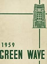 (Custom Reprint) Yearbook: 1959 Long Branch High School - Green Wave Yearbook (Long Branch, NJ)