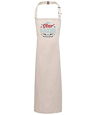 Star Baker Apron - Baking Gifts - Open for Christmas