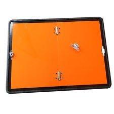 ADR-Warntafel orange 400 x 300 mm klappbar GGVS / ADR, GGVE / RID, Reflektor Warnschild Gefahrgut