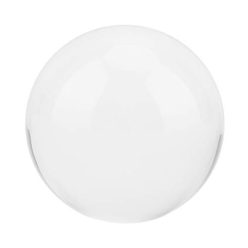 Raguso Bola de Cristal de 100 ml Esfera de Cuarzo de Cristal...
