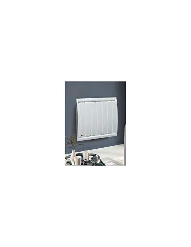 radiateur à inertie - applimo soleidou smart ecocontrol - 1000w - horizontal - blanc
