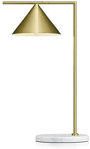 ZJDM Lámpara de Escritorio de diseñador de Oficina Minimalista Estadounidense Sala de Estar Estudio Dormitorio Pasillo Escalera Modelo de cabecera Habitación Lámpara de pie.