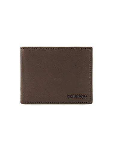 TOM TAILOR Herren Taschen & Geldbörsen Portemonnaie Barry braun/Brown,OneSize