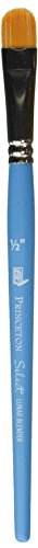 Princeton Art & Borstel Select borstelharen en synthetische vezels Brush-lunar Mixer 1/2 inch breedte