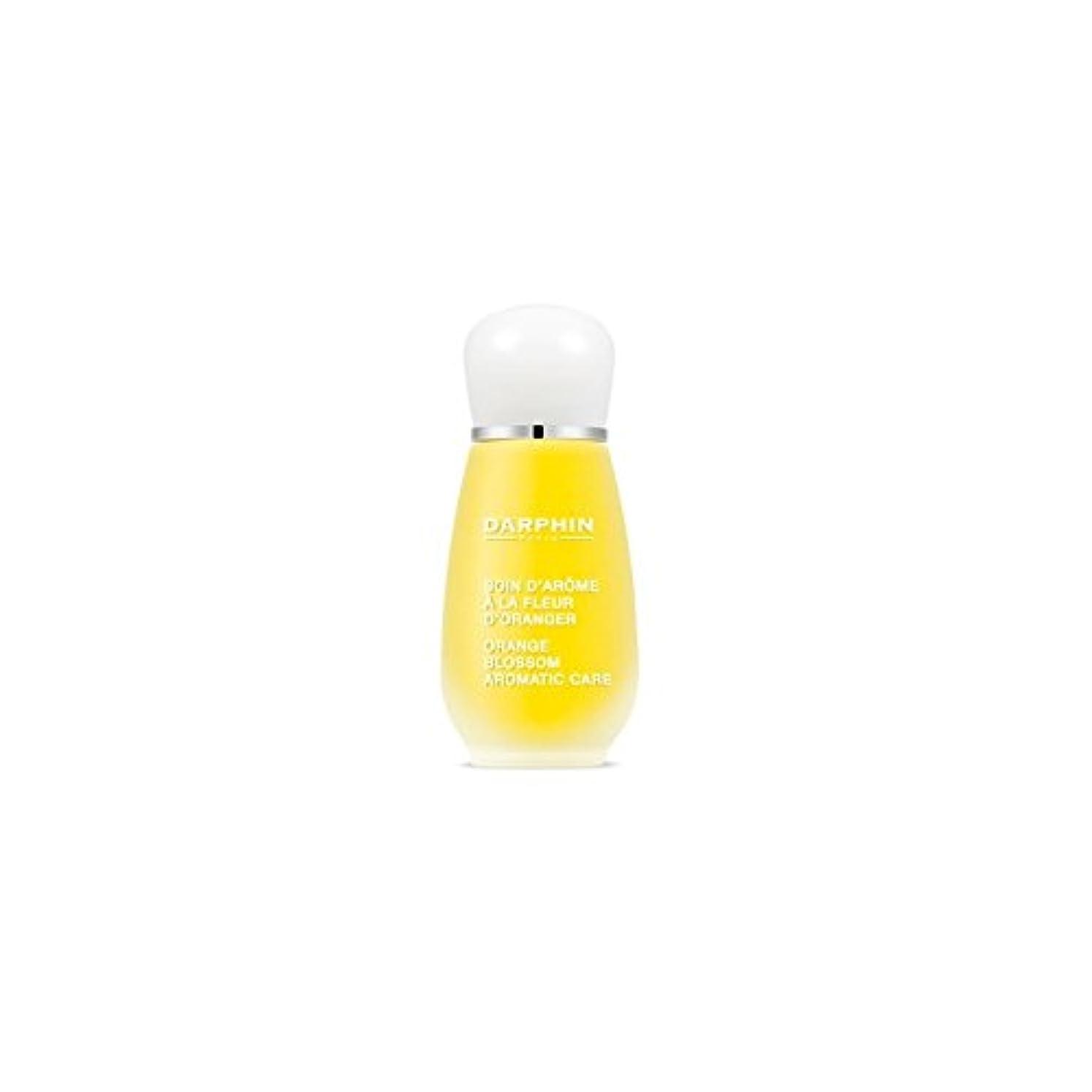 実験をするその他妻ダルファンオレンジの花の芳香ケア(15ミリリットル) x4 - Darphin Orange Blossom Aromatic Care (15ml) (Pack of 4) [並行輸入品]