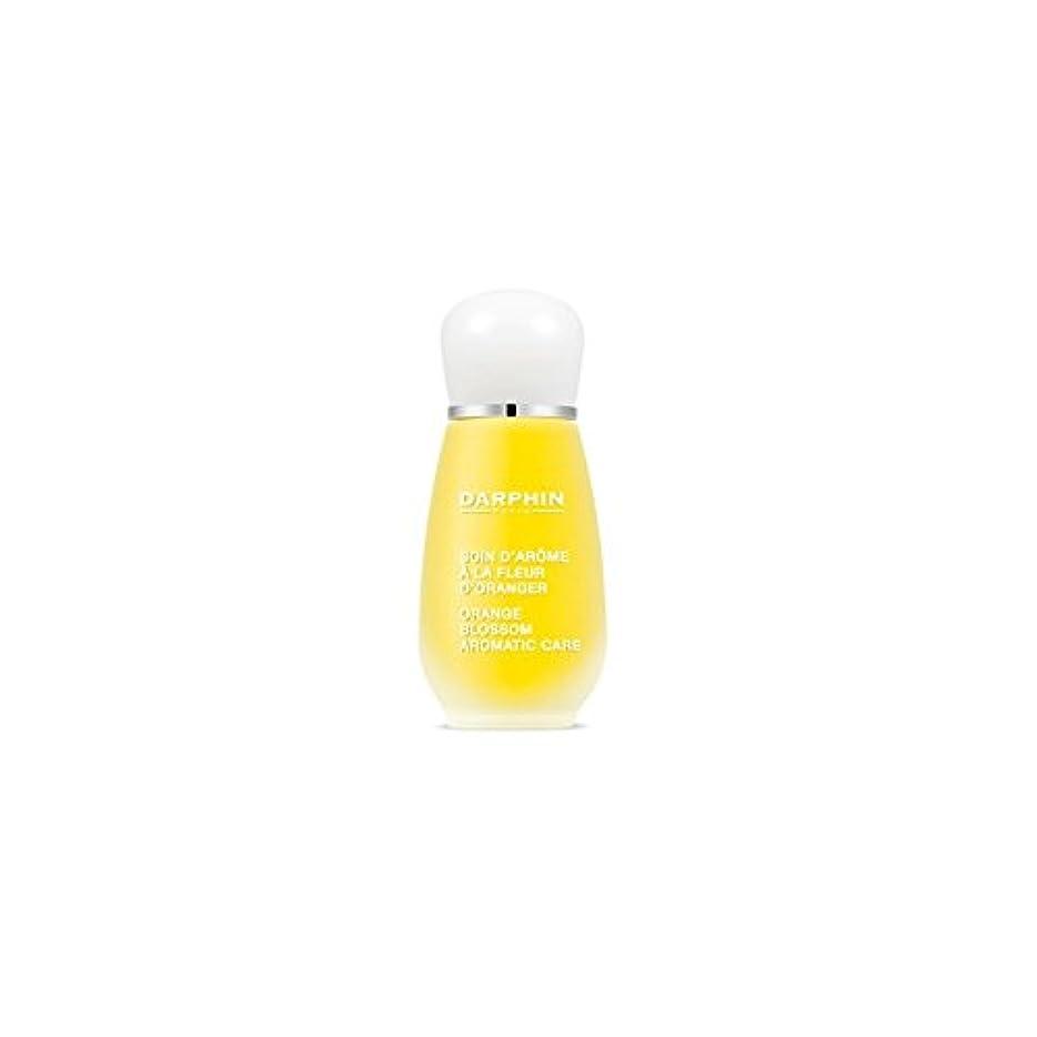 着飾る隣接する食料品店ダルファンオレンジの花の芳香ケア(15ミリリットル) x4 - Darphin Orange Blossom Aromatic Care (15ml) (Pack of 4) [並行輸入品]