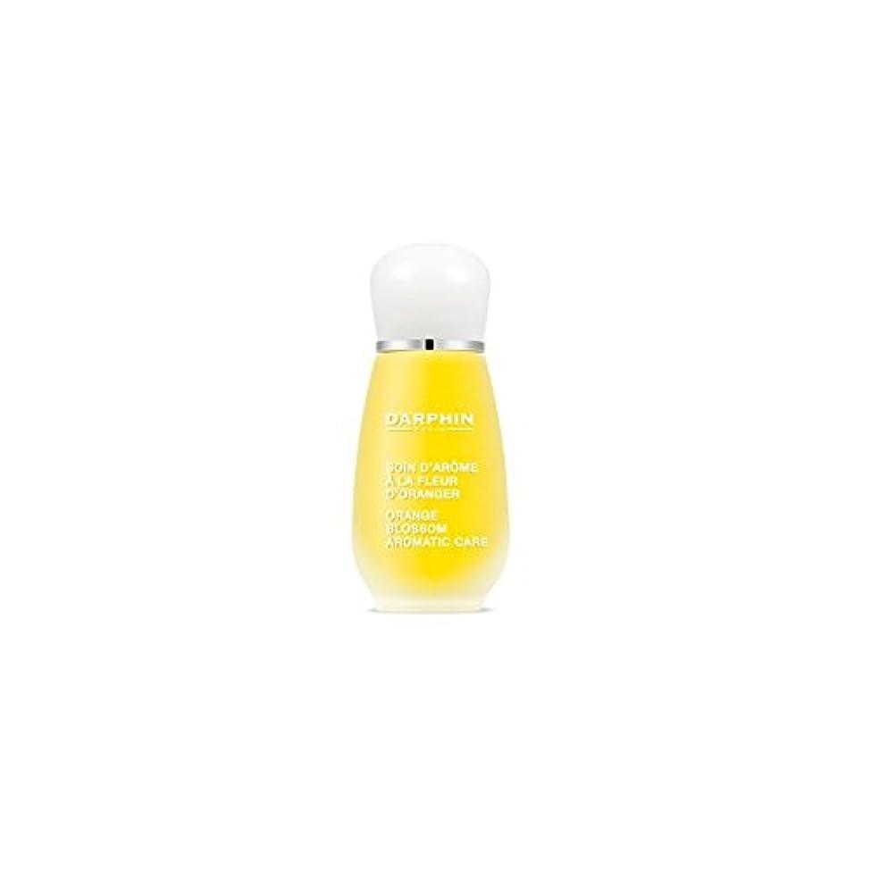 雷雨格納順番ダルファンオレンジの花の芳香ケア(15ミリリットル) x2 - Darphin Orange Blossom Aromatic Care (15ml) (Pack of 2) [並行輸入品]
