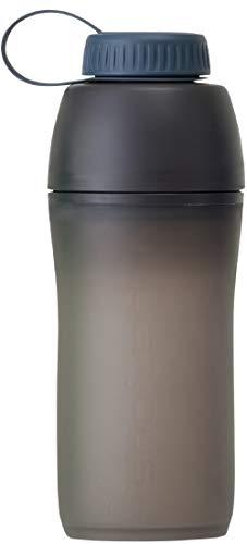 Platypus Meta Trinkflasche mit Mikrofilter, 1 l, Unisex, 040818092590, Schiefergrau, 1.0 L US