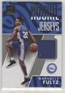 Markelle Fultz (Basketball Card) 2017-18 Panini Donruss - Rookie Jerseys #RJ-MZ2