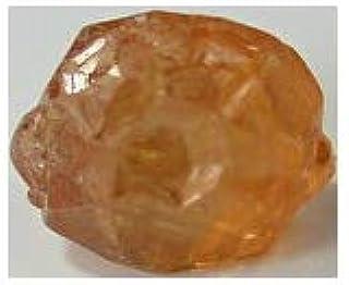 マダガスカル産◆スペサルティンガーネット(マンダリンガーネット)原石◆1,1カラット=20