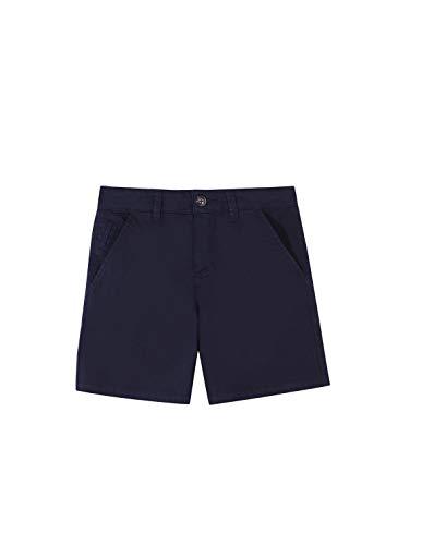 Gocco Bermuda Pantalones, Marino, 3-4 años para Niños