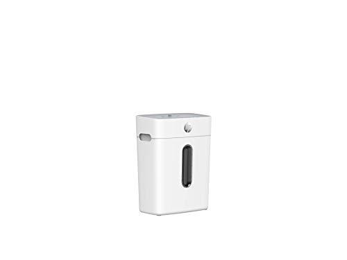 HP OneShred 8CC 2801 - Destructora de papel (nivel de seguridad P-4, corte cruzado, 8 hojas)