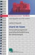 Stark im Team: Personalmanagment und Mitarbeiterführung für Kitaleitungen