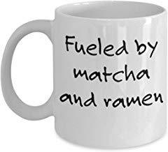 LECE Grappig van het beste cadeau Matcha liefhebbers geschenk, Matcha koffie mok, Ramen liefhebber geschenk, Matcha geschenk, Ramen geschenk, grappige koffie mok, Coco thee beker, Matcha mok, cadeau