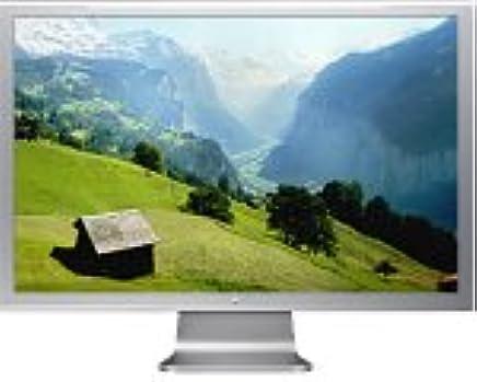 "Apple Cinema HD A1083 30/"" Aluminum DVI Display LCD Monitor No Adapter"