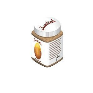 Justin'S Max 82% OFF Nut Butter Natural Factory outlet Honey OZ Val Almond 6x16