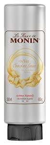 Monin Sauce Weiße Schokolade 500 ml