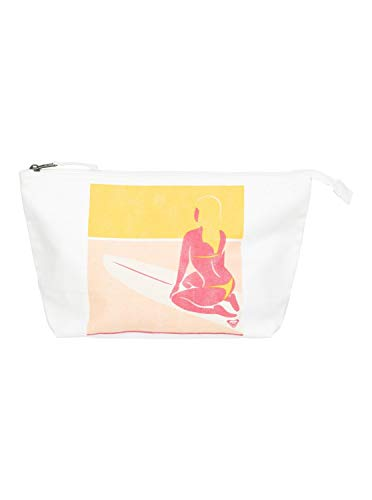 Roxy, Wait A Minute-Beach Supplies para Mujer, SNOW WHITE, One Size