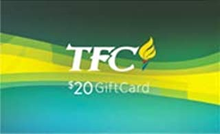 TFC Online Gift card $20.00