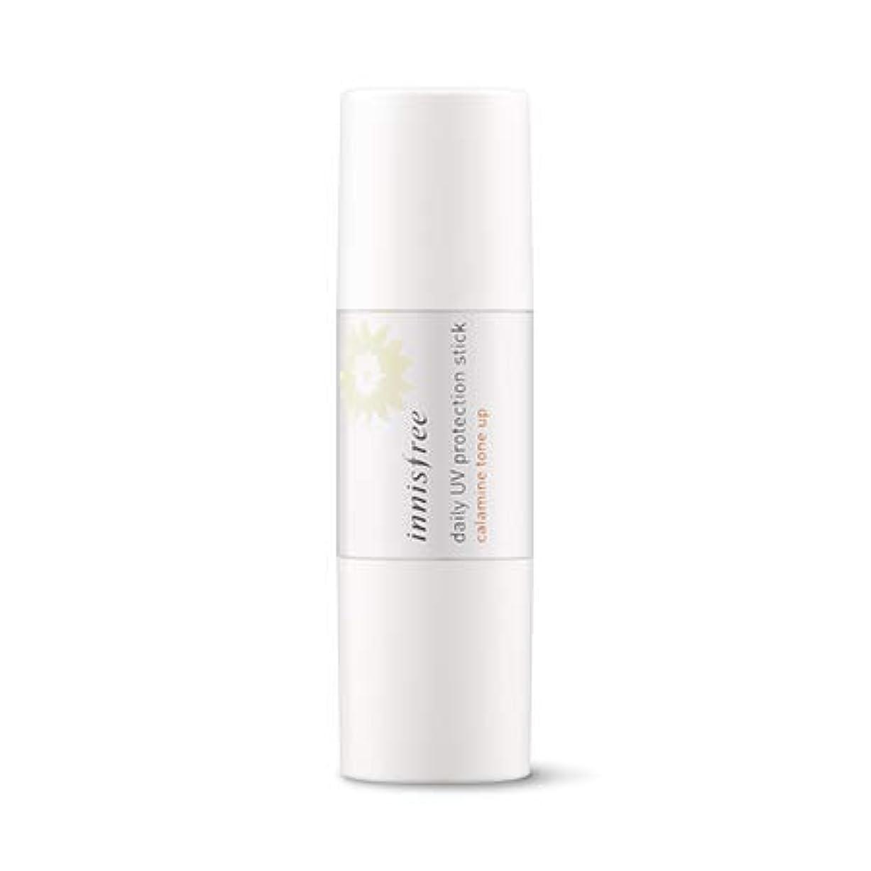 悲鳴敵リンケージ【innisfree】デイリーUVプロテクションスティックカラミントンオプSPF50+ PA++++8g+線クレンジングティッシュ(20枚)/ Daily UV Protection Stick Calamine Tone up SPF50+ PA+++++ sun cleansing tissue(20sheet)