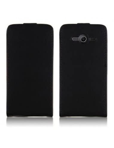 Capa Livro Vertical Slim Lmobile Galaxy Core 2