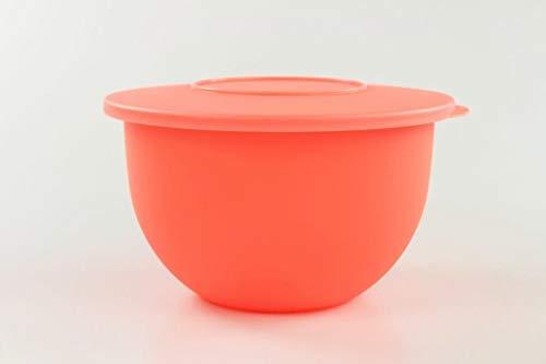 TUPPERWARE Junge Welle Schüssel 2,5 L NEON orange Servierschüssel Servieren 17245